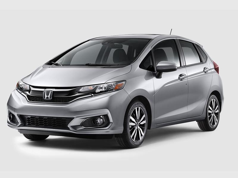 Honda Car Lease >> 2019 Honda Fit Ex